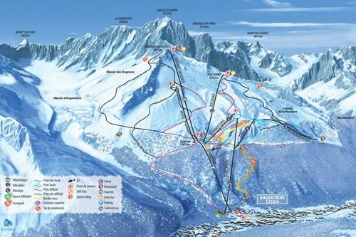 Grands-Montets-piste-map