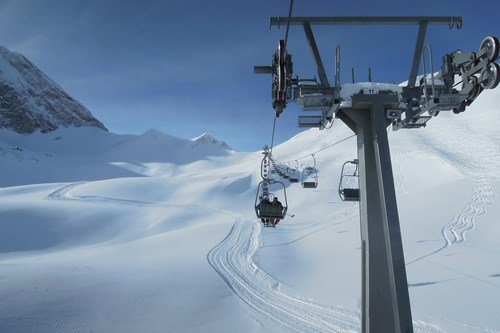St-Anton-Chairlift