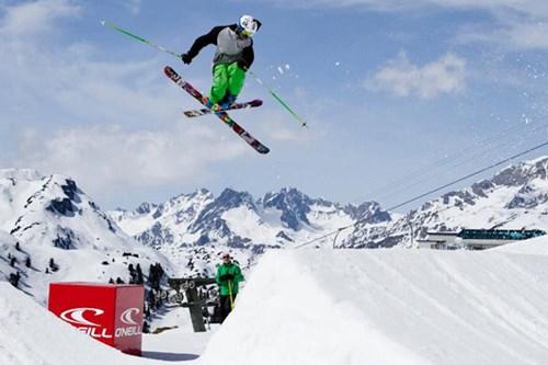 St-Anton-rendl-snowpark