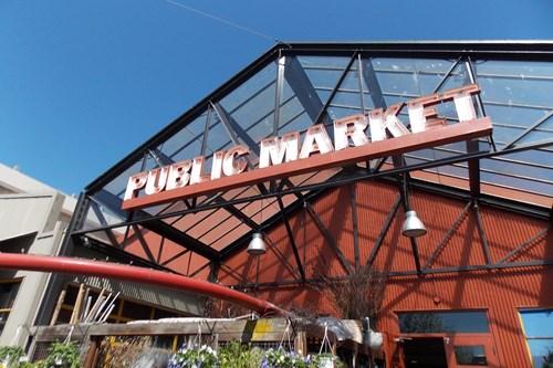 Vancouver-Canada-public-market