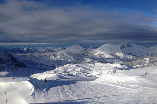 Courchevel-mountain-pistes