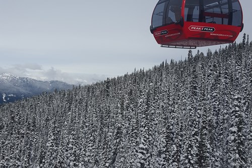 peak-2-peak-red-gondola