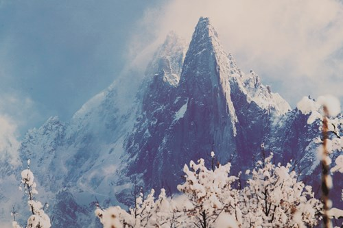 Chamonix skiing