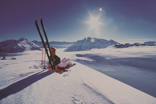 Mayrhofen skiing