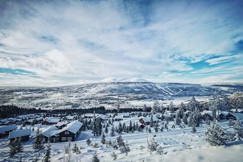 Trysil skiing