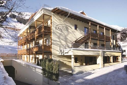 Hotel Banyan, St Anton ski weekends