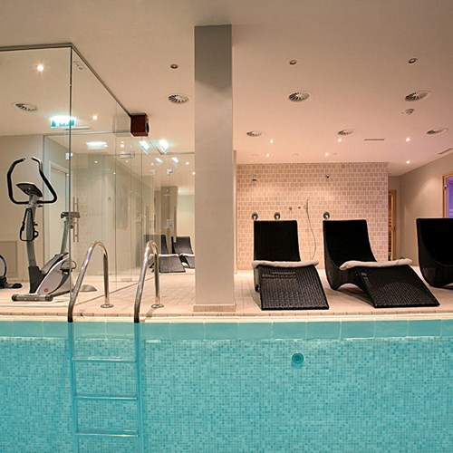 Hotel Banyan, ski accommodation in St Anton, Austria. Indoor pool and gym