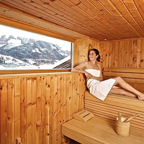 Boutique Hotel Steinerwirt, Zell am See, Austria - spa and sauna