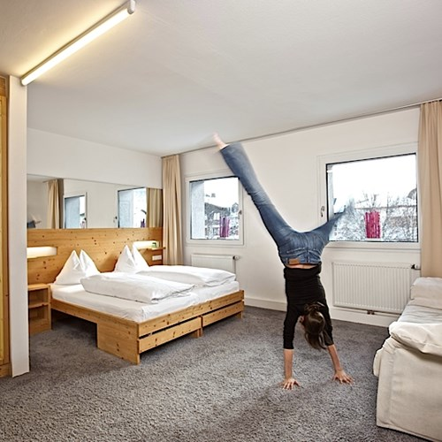 Boutique Hotel Steinerwirt, Zell am See, Austria - double room