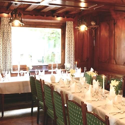 Boutique Hotel Steinerwirt, ski hotel in Zell am See, Austria, restaurant