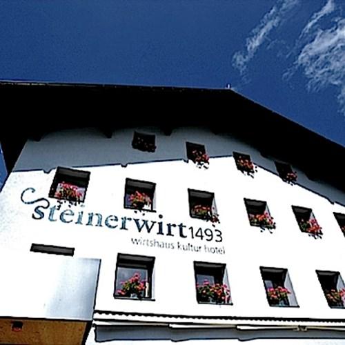 Boutique Hotel Steinerwirt, ski hotel in Zell am See, Austria - exterior
