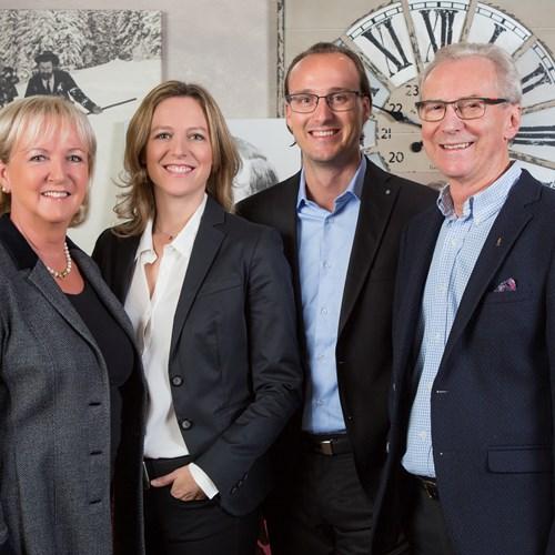 Sporthotel Reisch, Kitzbuhel, staff and family