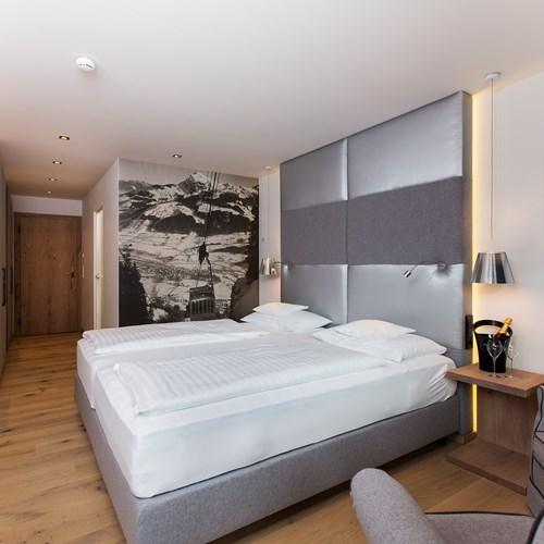 Sporthotel Reisch, Kitzbuhel ski accommodation, double room