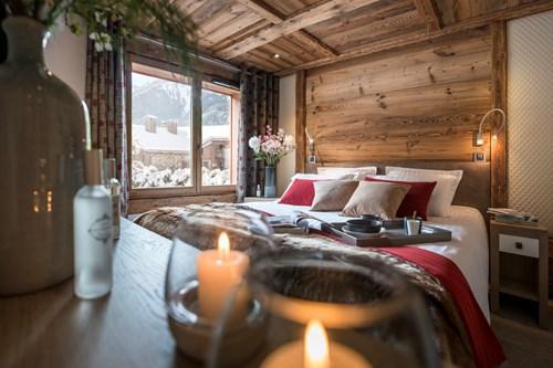 Luxury ski apartments, Crystal de Jade, Chamonix