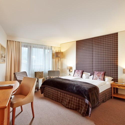 Alpenhaus Hotel, Kaprun, room