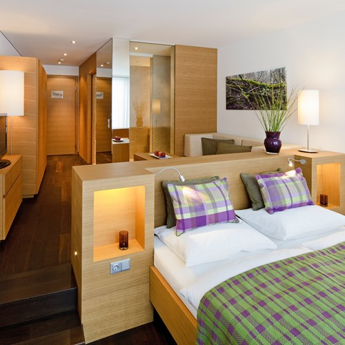 Hotel Tauern Spa, double room. Ski accommodation Austria
