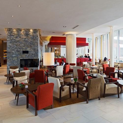 Hotel Tauern Spa, Kaprun - hotel lobby
