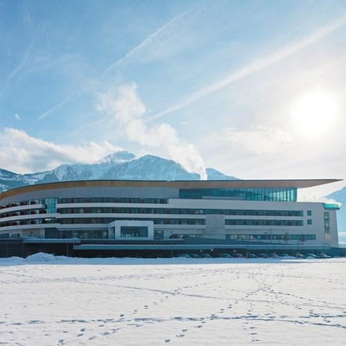 Hotel Tauern Spa, Ski accommodation in the mountains, Austria