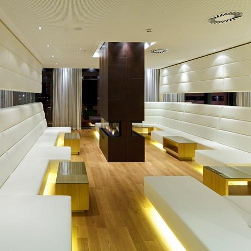 Hotel Tauern Spa, Kaprun, Spa lounge