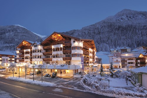 party in luxury in Ischgl