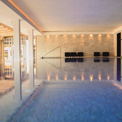 Kitzbuhel Hotel Kitzhof Indoor Pool