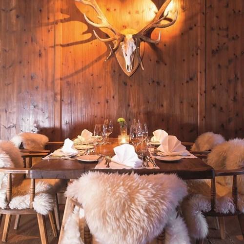 Kitzbuhel Hotel Kitzhof Dining