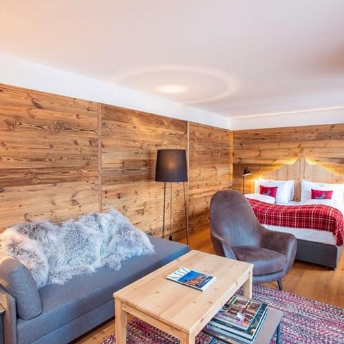 Kitzbuhel Hotel Kitzhof Junior Suite