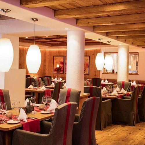 Kitzbuhel Hotel Kitzhof Kaminstube Restaurant
