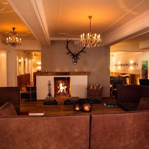 Kitzbuhel Hotel Kitzhof Lounge