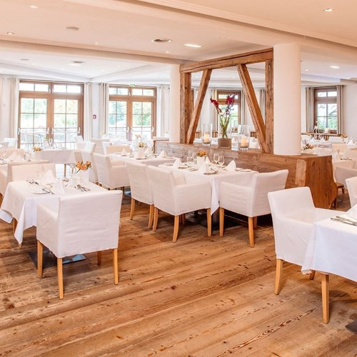 Kitzbuhel Hotel Kitzhof Breakfast Room