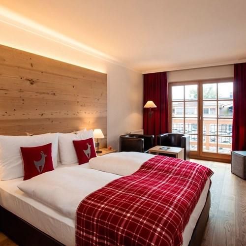 Kitzbuhel Hotel Kitzhof Double Room