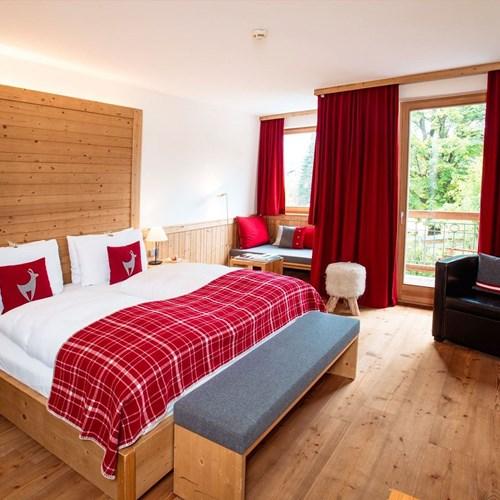 Kitzbuhel Hotel Kitzhof Double Room Superior