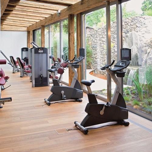 Kitzbuhel Hotel Kitzhof Gym