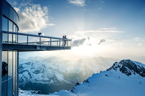 Kaprun-Kitzsteinhorn-Glacier