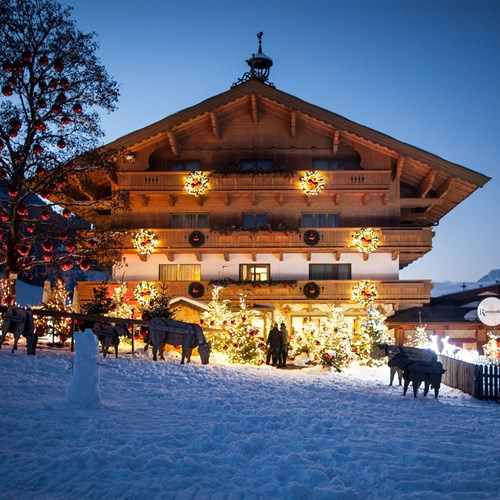 kitzbuhel-best austrian ski resort for charm and scenery