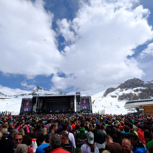 Ischgl-best austrian ski resort for apres ski