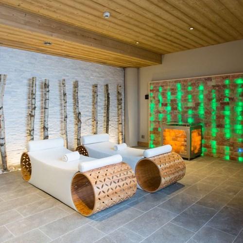 Hotel Taj-i Mah, ski in, ski out hotel in Les Arcs, France - spa relaxation