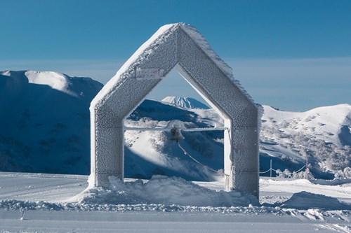 Kiroro heavy snow, ski japan