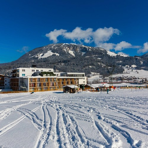 Lti Alpenhotel Kaiserfels, ski-in-ski-out accommodation in Austria