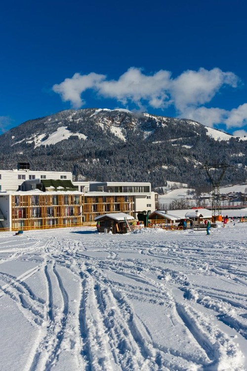 Lti Alpenhotel Kaiserfels, ski-in-ski-out accommodation in Austria