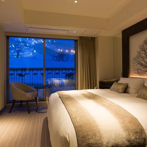 Ski Hotel Chalet Ivy-Niseko-Ski Japan-bedroom