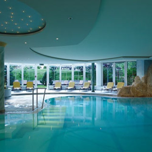 Hotel Alte Post, ski accommodation St Anton, Austria. Indoor pool