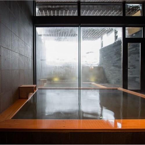 Ski Hotel Ki Niseko - Ski Japan - indoor onsen