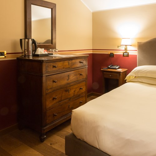 Hotel Gran Baita Courmayeur guestroom