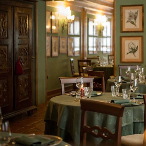 Hotel Gran Baita Courmayeur restaurant
