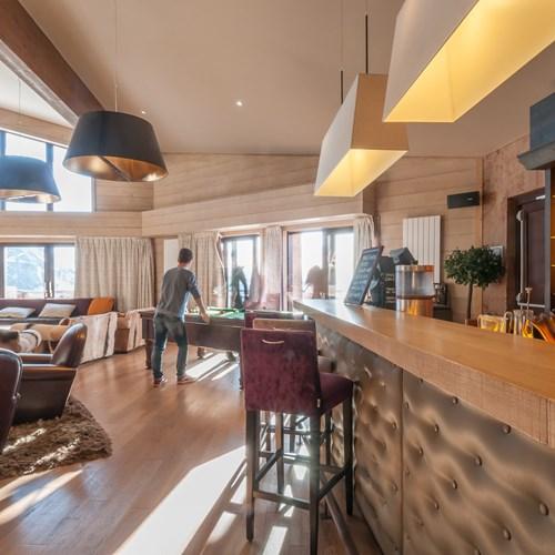 Residence L'Amara Avoriaz France hotel bar