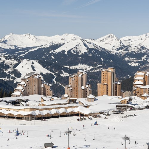 Residence L'Amara Avoriaz France far off view