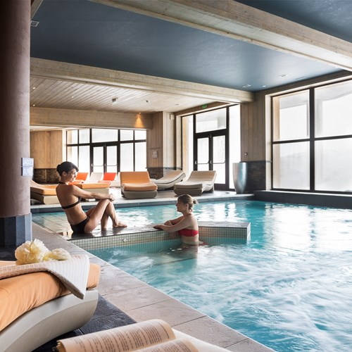 Residence L'Amara Avoriaz France indoor pool