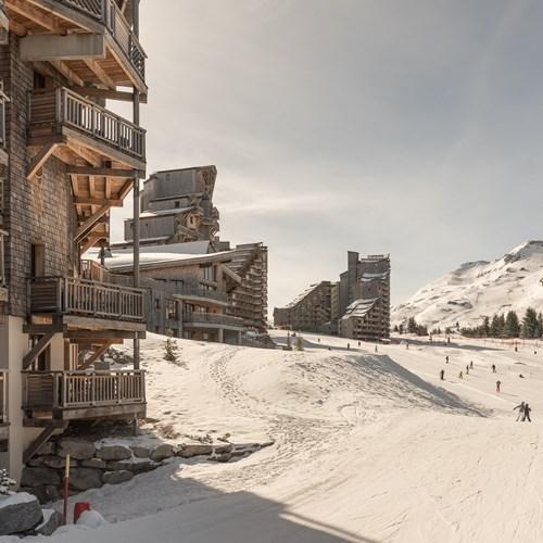 Residence L'Amara ski apartments, Avoriaz