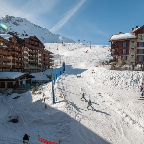 Le Village Apartments Les Arcs France